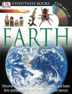 Earth - Book  of the DK Eyewitness Books