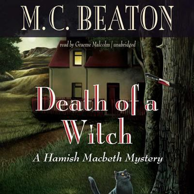 Death of a Witch 1602836094 Book Cover