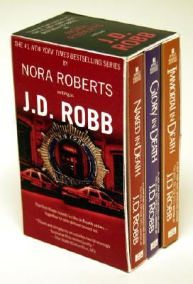 J.D. Robb Collection 1: Naked in Death, Glory in Death, Immortal in Death - Book  of the In Death