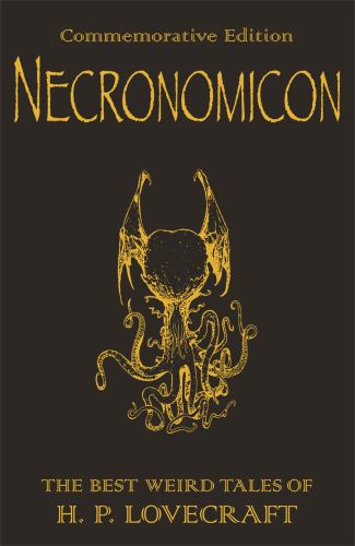 Necronomicon 0575081570 Book Cover