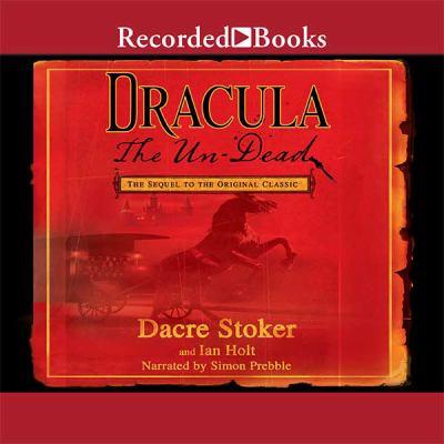 Dracula: The Un-Dead 1440731349 Book Cover