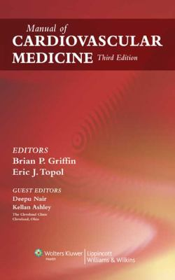 manual of cardiovascular medicine book by eric j topol rh thriftbooks com