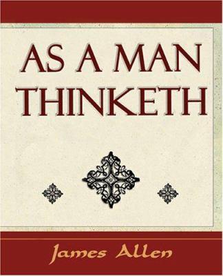 Paperback As a Man Thinketh Book
