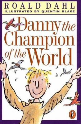 roald dahl book review template - danny the champion of the world book by roald dahl