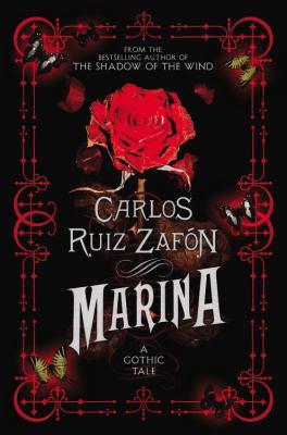 Marina book by Carlos Ruiz Zafón