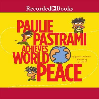 Audio CD Paulie Pastrami Achieves World Peace Book