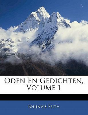 Paperback Oden en Gedichten Book