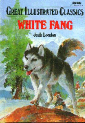 White Fang (Great Illustrated Classics) 086611985X Book Cover