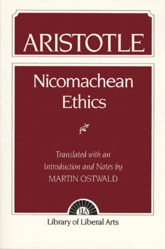 Paperback The Nicomachean Ethics : Aristotle Book