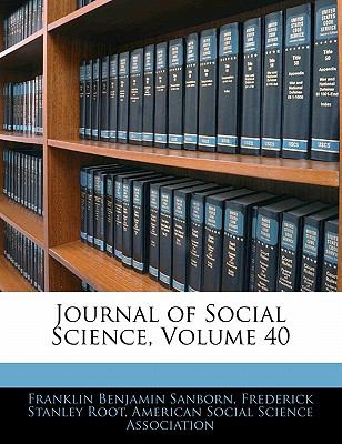 Paperback Journal of Social Science Book