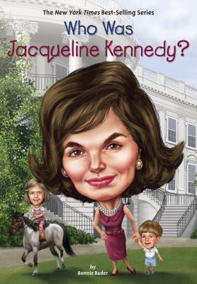 Who Was Jackie Kennedy? - Book  of the Who Was/Is...?