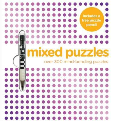 Paperback Ultimate - Mixed Puzzles Book