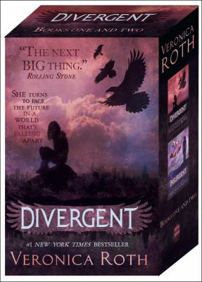Divergent Trilogy - Book  of the Divergent
