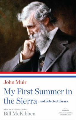 Paperback My First Summer in the Sierra Book