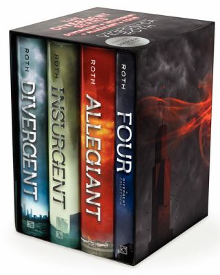 The Divergent Library - Book  of the Divergent