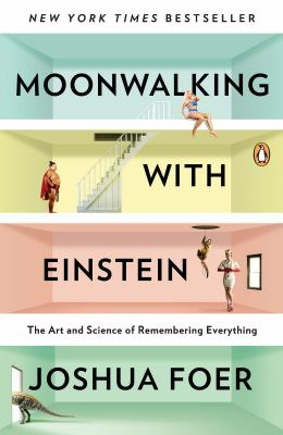Moonwalking with Einstein: The Art and Science ... 0143120530 Book Cover
