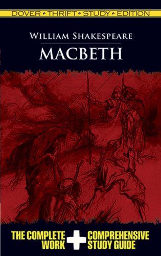 Macbeth Thrift 0486475751 Book Cover