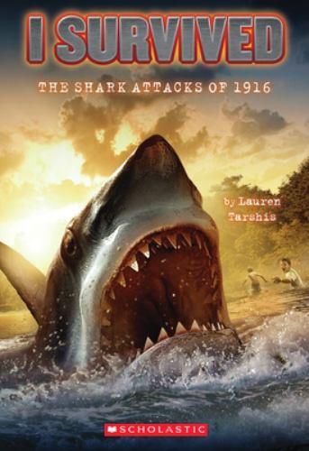 Paperback I Survived the Shark Attacks of 1916 Book