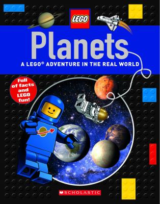 Paperback Planets : A LEGO? Adventure in the Real World Book
