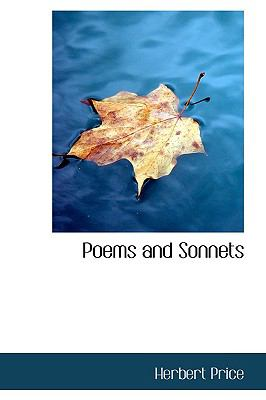Paperback Poems and Sonnets Book