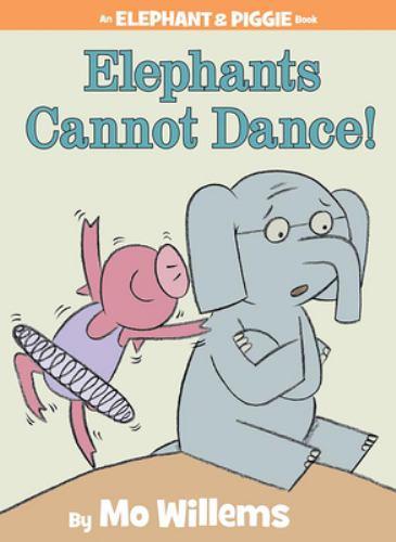 Hardcover Elephants Cannot Dance! Book