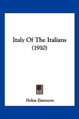 Hardcover Italy of the Italians Book