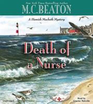 Death of a Nurse 1478960841 Book Cover