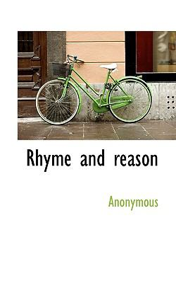 Paperback Rhyme and Reason Book