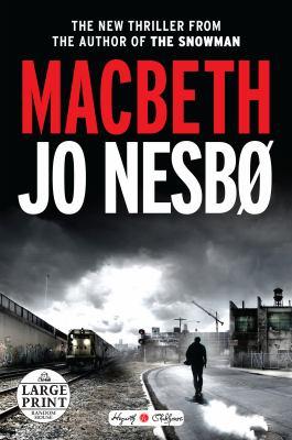 Macbeth [Large Print] 0525589910 Book Cover