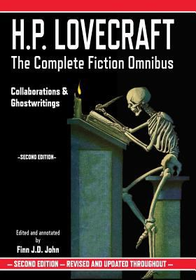 H.P. Lovecraft: The Complete Fiction Omnibus - ... 163591342X Book Cover