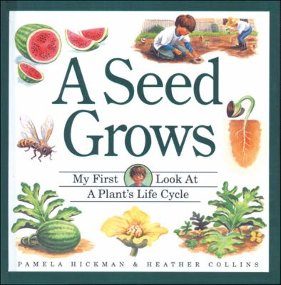 Hardcover A Seed Grows Book