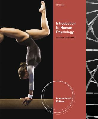 Introduction To Human Physiology Book By Lauralee Sherwood