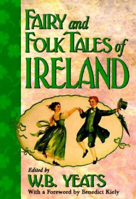 Fairy and Folk Tales of Ireland 0883659263 Book Cover