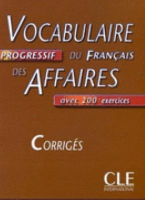 Full vocabulaire progressif du franais book series vocabulaire vocabulaire progressif du affaires fandeluxe Image collections