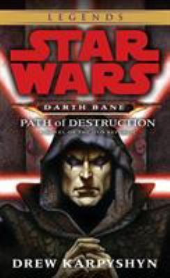 Path of Destruction - Book  of the Star Wars Legends