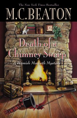 Death of a Chimney Sweep (Hamish Macbeth Mystery) 0446547395 Book Cover