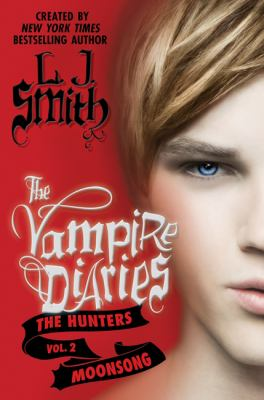 Paperback The Vampire Diaries: The Hunters: Moonsong Book