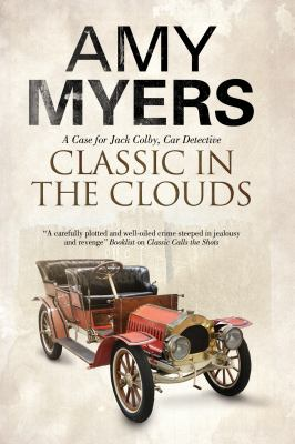 Classic in the Clouds - Book #3 of the Jack Colby, Car Detective