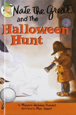 Nate The Great And The Halloween Hunt (Nate The Great, paper) - Book #11 of the Nate the Great