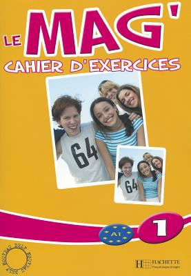 Le Mag Level 1 Workbook (French Edition)
