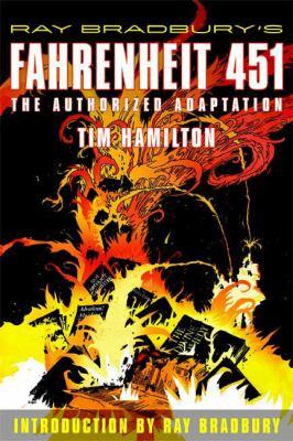 Ray Bradbury's Fahrenheit 451: The Authorized A... 0809051001 Book Cover