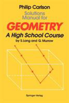geometry solutions manual a high book by serge lang rh thriftbooks com
