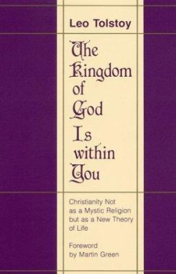 Paperback The Kingdom of God Is Within You Book