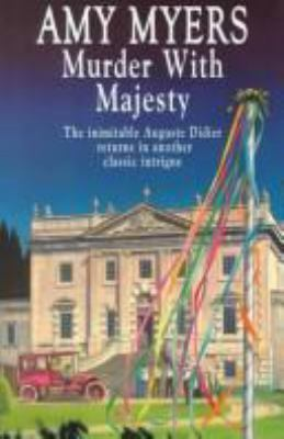 Murder With Majesty - Book #10 of the Auguste Didier
