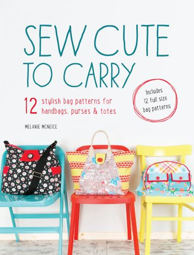 Sew Cute to Carry : 12 Stylish Bag Patterns for Handbags, Purses and Totes (1446304183 8449800) photo