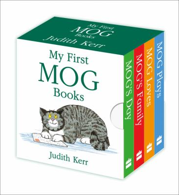 My First Mog Books - Book  of the Mog the Forgetful Cat