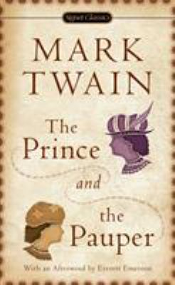 The Prince and the Pauper 0451528352 Book Cover