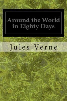 Paperback Around the World in Eighty Days Book