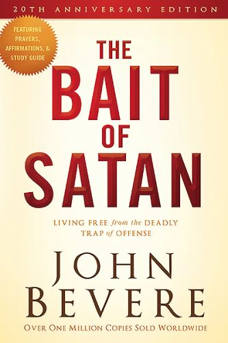 Paperback The Bait of Satan, 20th Anniversary Edition : Living Free from the Deadly Trap of Offense Book