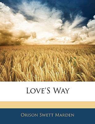Paperback Love's Way Book